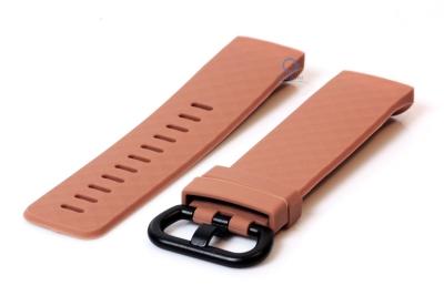 Fitbit Charge 3 horlogeband bruin