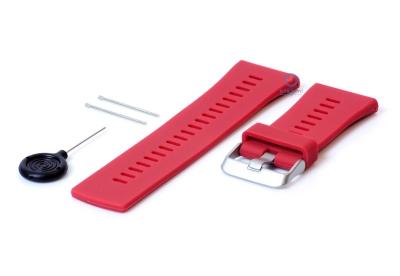 Polar horlogeband V800 rood