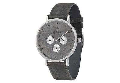 Kerbholz horlogeband Caspar Urban Slate