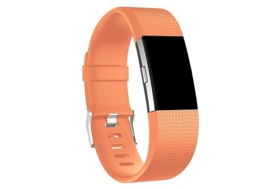 Fitbit Charge 2 horlogeband Neon oranje