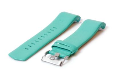 Fitbit Charge 2 horlogeband leer mint groen