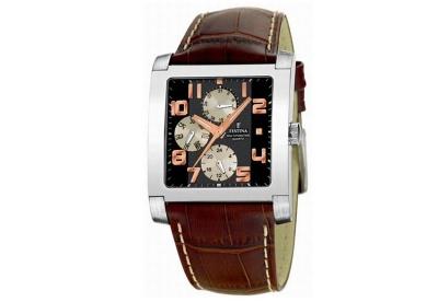 Festina horlogeband F16235/5 bruin