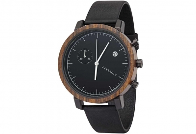 Kerbholz horlogeband Franz Sandalwood Midnight