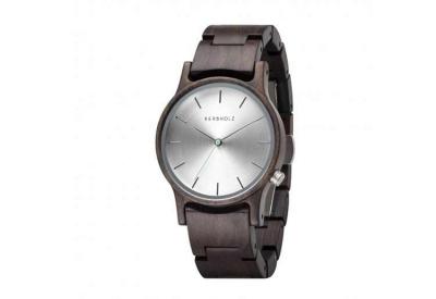 Kerbholz horlogeband Gitta Sandalwood