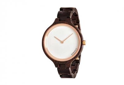Kerbholz horlogeband Hinze Sandalwood
