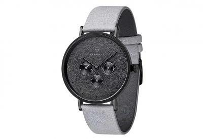 Kerbholz horlogeband Caspar Dark Slate