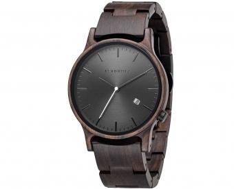 Kerbholz horlogeband Gustav Sandalwood