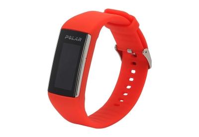 Polar horlogeband A360/A370 rood