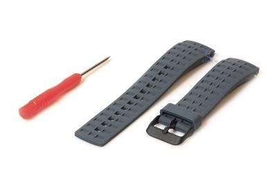 Suunto Elementum horlogeband donker grijs