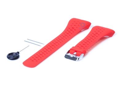 Polar horlogeband M400/M430 rood