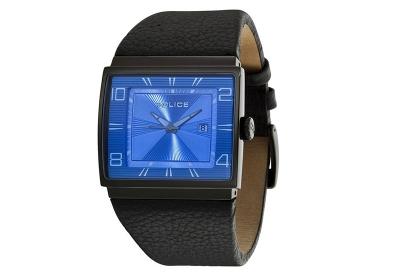 Police horlogeband P12697JSB-03 zwart