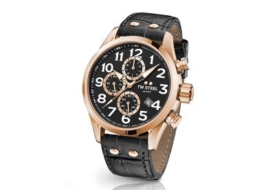 TW STEEL VS74 Volante horlogeband (24mm)