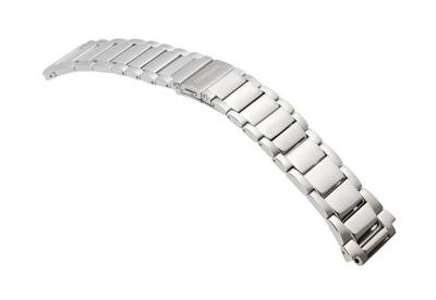 Samsung Galaxy horlogeband staal zilver (46mm)