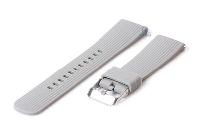 Samsung Galaxy 42mm horlogeband licht grijs