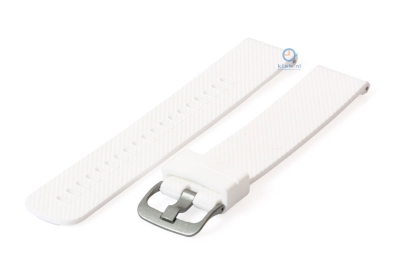Polar Vantage M horlogeband wit