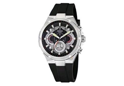 Festina horlogeband F6814 zwart