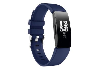 Fitbit Inspire horlogeband marine blauw