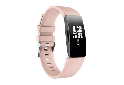 Fitbit Inspire horlogeband licht roze
