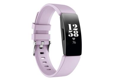 Fitbit Inspire horlogeband lila