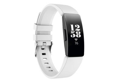 Fitbit Inspire horlogeband wit