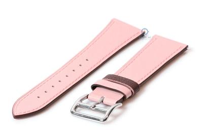 Fitbit Versa horlogeband leer roze