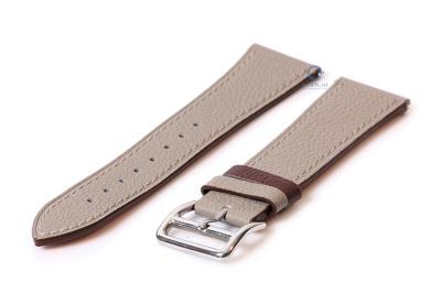 Fitbit Versa horlogeband leer grijs