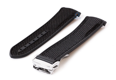 Omega seamaster horlogeband 20mm zwart