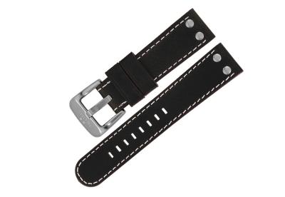 TW STEEL TWB22 horlogeband 22mm - zwart