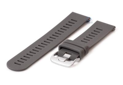 Garmin Forerunner 245 horlogeband donker grijs