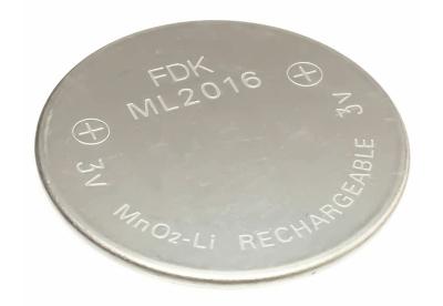 Oplaadbare batterij ML2016