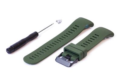 Garmin Forerunner 45/45S horlogeband donker groen