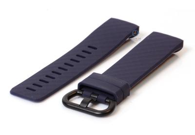Fitbit Charge 3 horlogeband donker blauw (L)