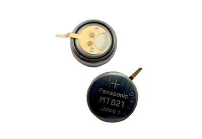 Batterij MT621 oplaadbaar (met lipje)
