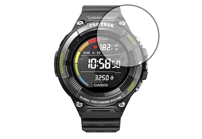 Casio Pro Trek WSD-F21HR screen protector