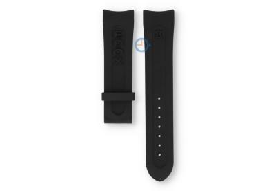 Edox Ice Shark 10301 horlogeband zwart