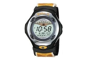 Casio horlogeband BG-170V oranje
