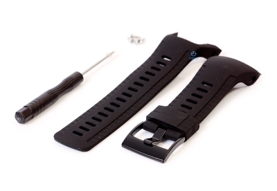 Suunto 5 horlogeband zwart