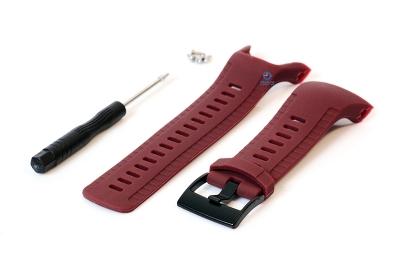 Suunto 5 horlogeband beet red