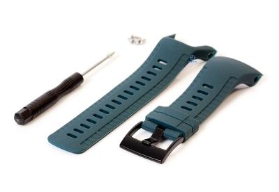 Suunto 5 horlogeband blauwgrijs