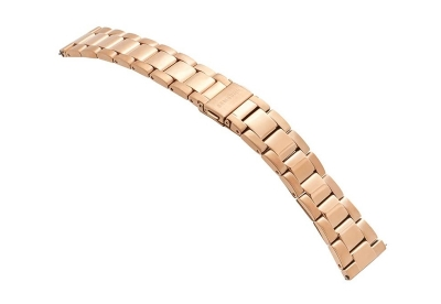 Samsung Galaxy horlogeband staal rosegoud (42mm)