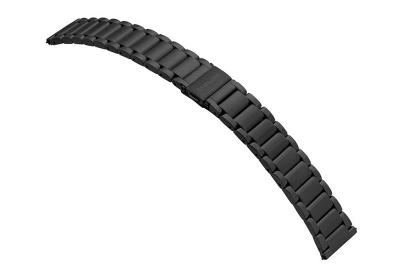Samsung Galaxy Active2 horlogeband staal zwart (44mm)
