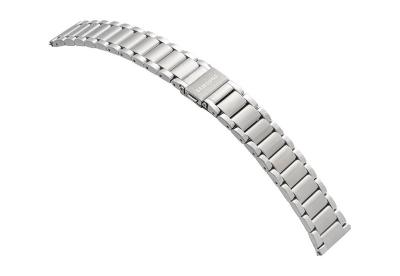 Samsung Galaxy Active2 horlogeband staal zilver (44mm)