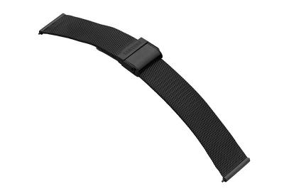 Samsung Galaxy Active2 horlogeband milanees zwart (40mm)