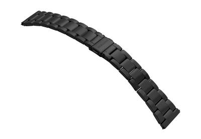 Samsung Galaxy Active2 horlogeband staal zwart (40mm)