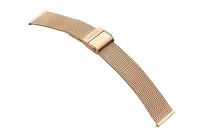 Samsung Galaxy Active2 horlogeband milanees rosegoud (40mm)