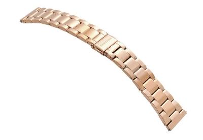 Samsung Galaxy Active2 horlogeband staal rosegoud (40mm)