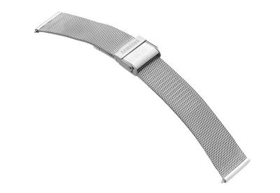 Samsung Galaxy Active2 horlogeband milanees zilver (40mm)