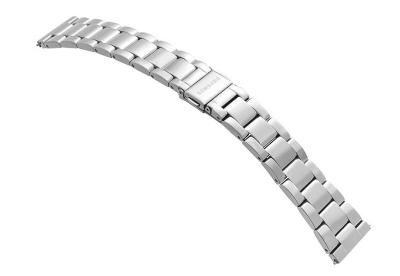 Samsung Galaxy Active2 horlogeband staal zilver (40mm)