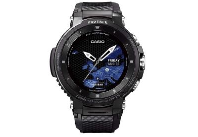 Casio Pro Trek horlogeband WSD-F30-BK