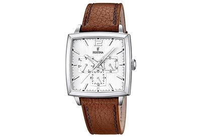 Festina F16784-1 horlogeband bruin